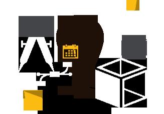 Pour une bonne mise en œuvre de votre projet,  nous combinons différentes méthodologies permettant de respecter le planning validé en amont.
